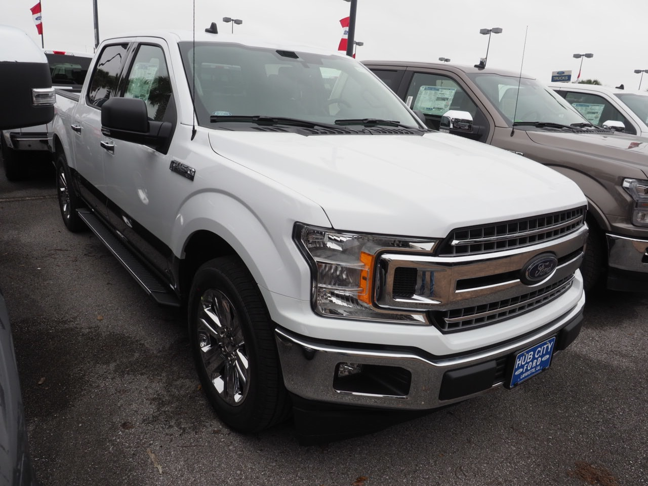 2019 F-150 SuperCrew Cab 4x2,  Pickup #19T0460 - photo 4