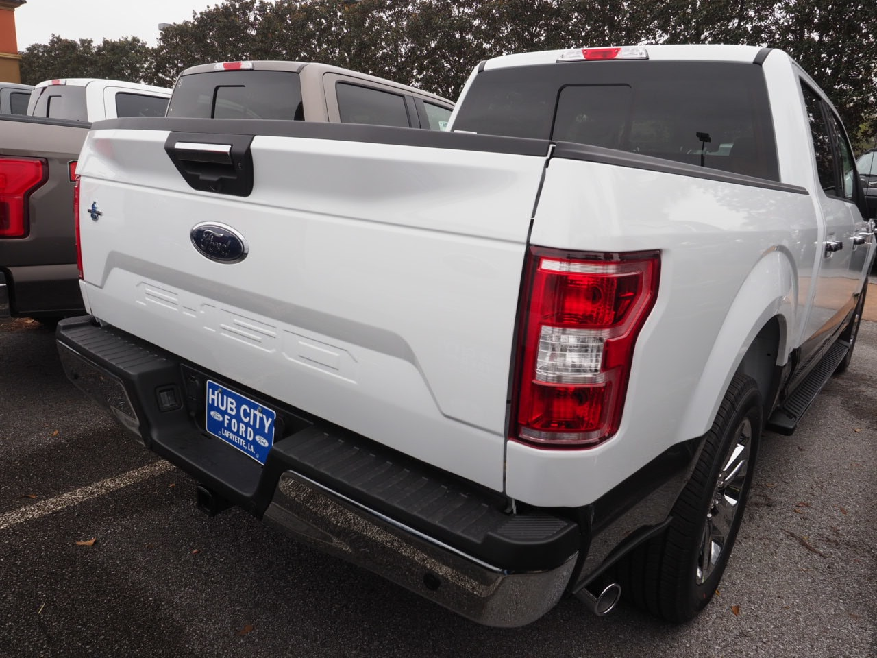 2019 F-150 SuperCrew Cab 4x2,  Pickup #19T0460 - photo 10