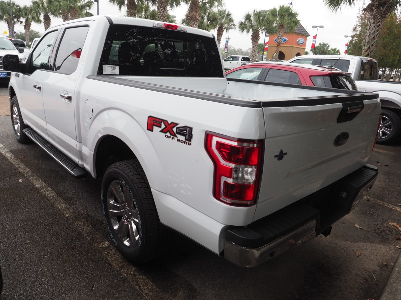 2019 F-150 SuperCrew Cab 4x4,  Pickup #19T0481 - photo 2
