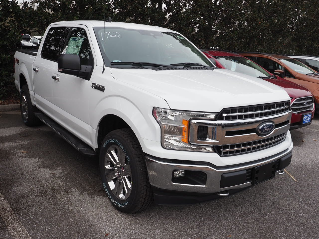2019 F-150 SuperCrew Cab 4x4,  Pickup #19T0481 - photo 4
