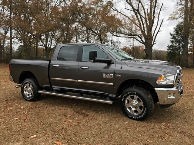 2018 Ram 2500 Crew Cab 4x4,  Pickup #5484 - photo 3