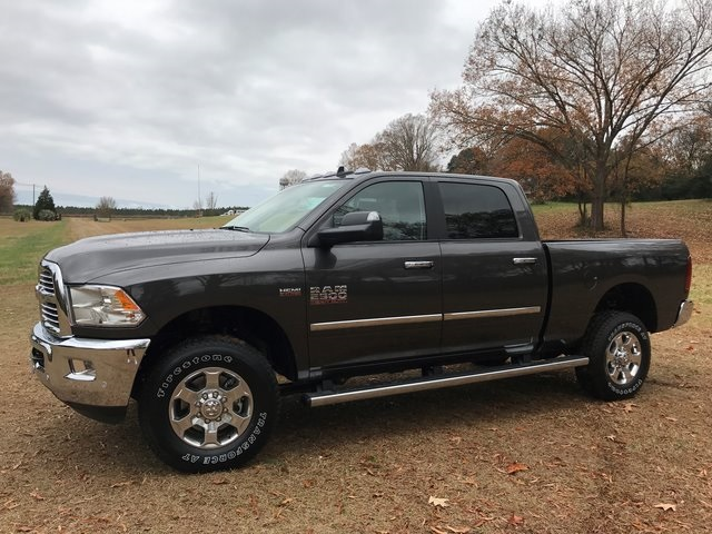 2018 Ram 2500 Crew Cab 4x4,  Pickup #5484 - photo 4