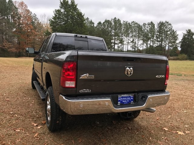 2018 Ram 2500 Crew Cab 4x4,  Pickup #5484 - photo 2