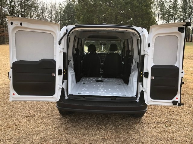 2018 ProMaster City FWD,  Empty Cargo Van #5524 - photo 9