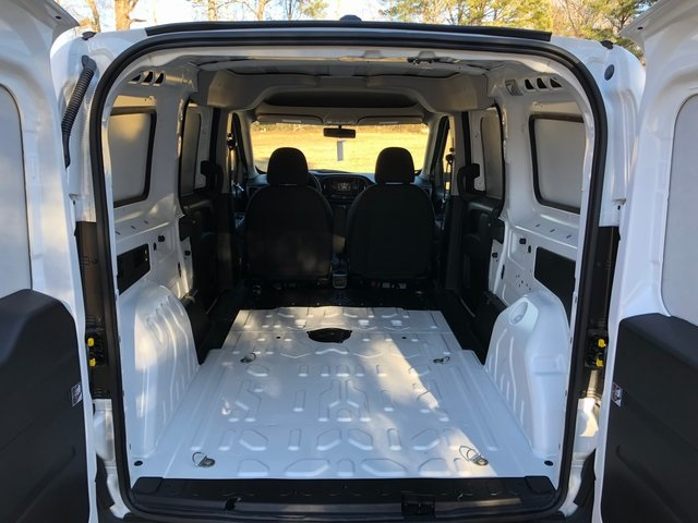 2018 ProMaster City FWD,  Empty Cargo Van #5532 - photo 6