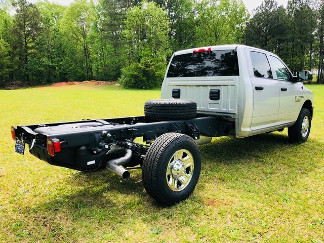 2018 Ram 3500 Crew Cab 4x2,  Cab Chassis #6005 - photo 8