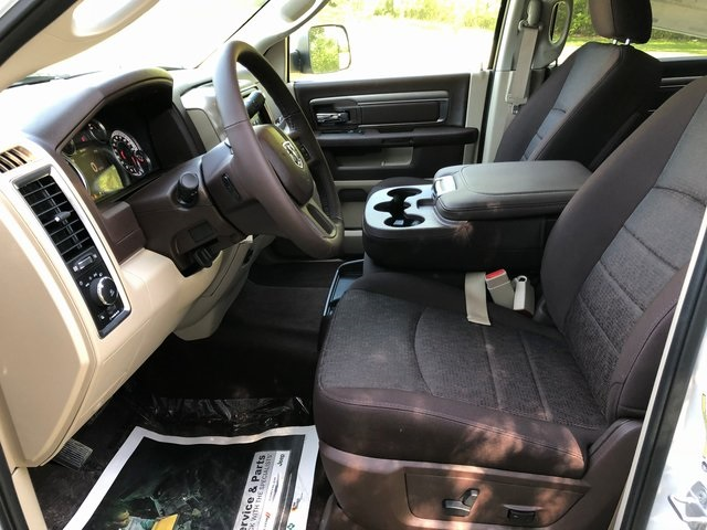 2018 Ram 2500 Crew Cab 4x4,  Pickup #6017 - photo 14