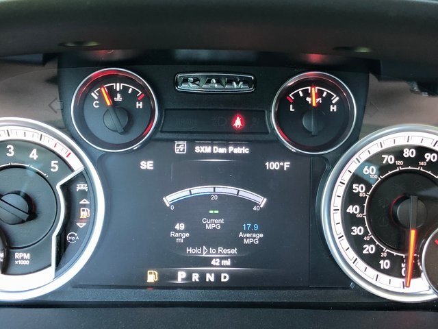 2018 Ram 1500 Crew Cab 4x4,  Pickup #6045 - photo 32