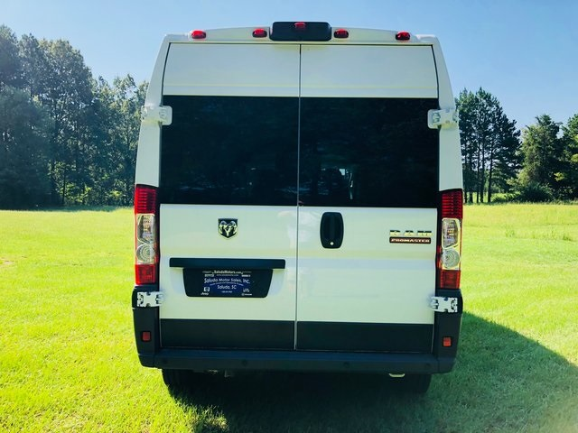 2018 ProMaster 2500 High Roof FWD,  Empty Cargo Van #6061 - photo 12