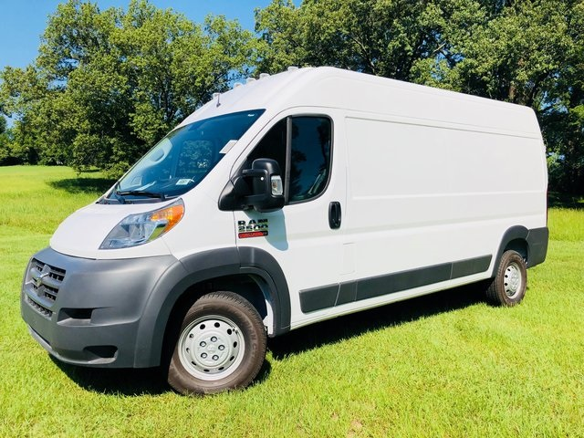 2018 ProMaster 2500 High Roof FWD,  Empty Cargo Van #6061 - photo 25