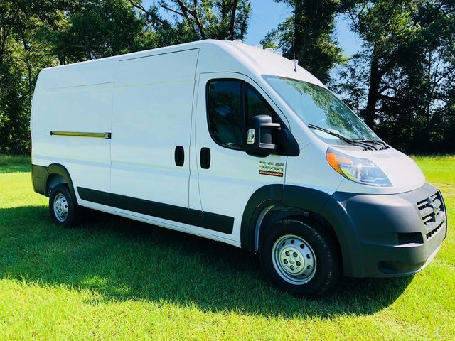 2018 ProMaster 2500 High Roof FWD,  Empty Cargo Van #6061 - photo 4