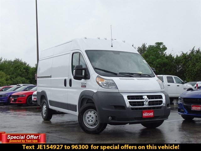 2018 ProMaster 2500 High Roof FWD,  Empty Cargo Van #JE154927 - photo 5