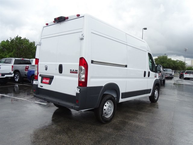 2018 ProMaster 2500 High Roof FWD,  Empty Cargo Van #JE154927 - photo 8