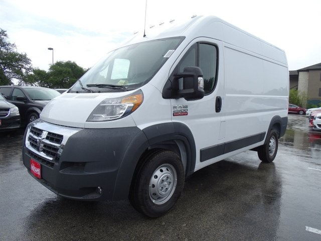 2018 ProMaster 2500 High Roof FWD,  Empty Cargo Van #JE154927 - photo 11