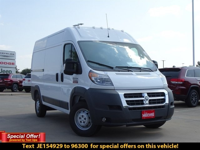 2018 ProMaster 2500 High Roof FWD,  Empty Cargo Van #JE154929 - photo 3