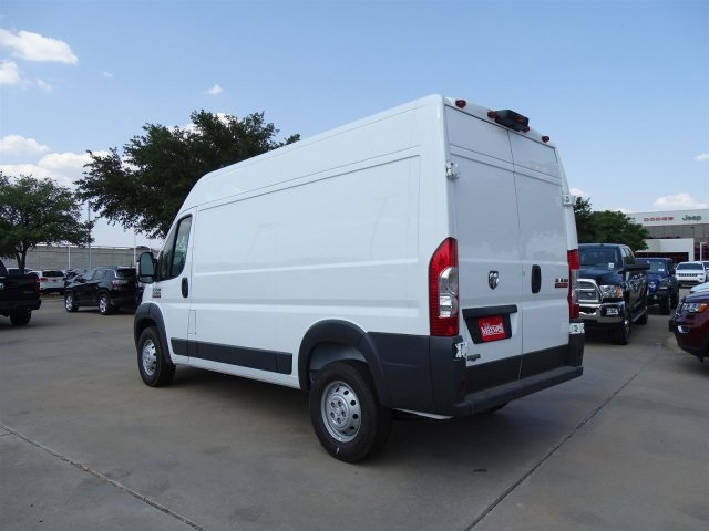 2018 ProMaster 2500 High Roof FWD,  Empty Cargo Van #JE154929 - photo 8