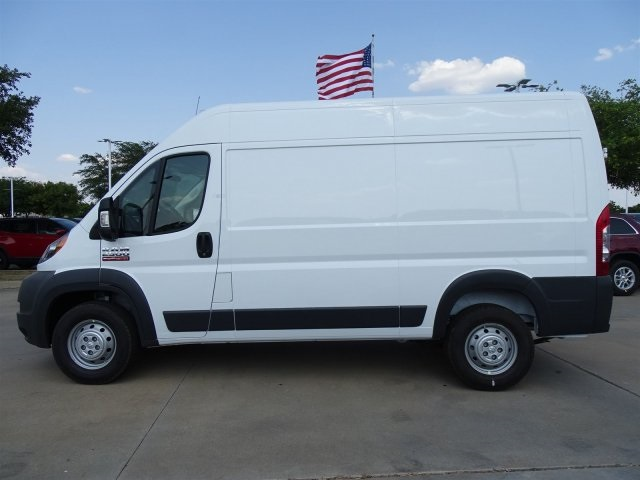 2018 ProMaster 2500 High Roof FWD,  Empty Cargo Van #JE154929 - photo 9