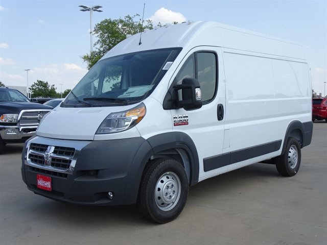2018 ProMaster 2500 High Roof FWD,  Empty Cargo Van #JE154929 - photo 10