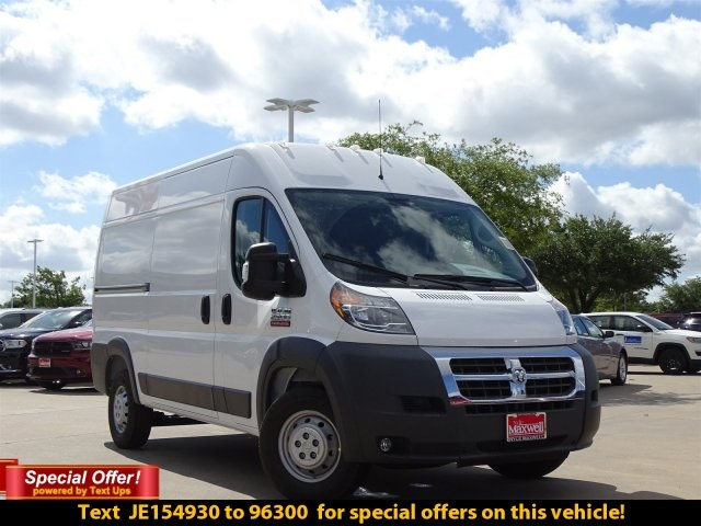 2018 ProMaster 2500 High Roof FWD,  Empty Cargo Van #JE154930 - photo 3