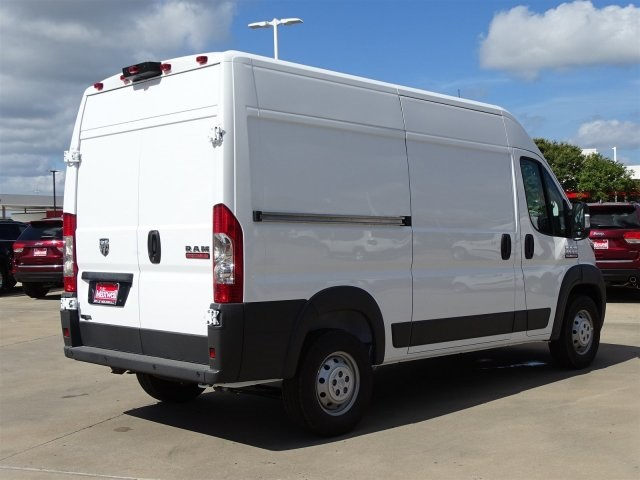 2018 ProMaster 2500 High Roof FWD,  Empty Cargo Van #JE154930 - photo 6