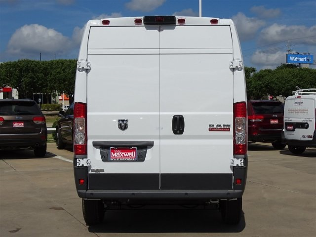 2018 ProMaster 2500 High Roof FWD,  Empty Cargo Van #JE154930 - photo 7