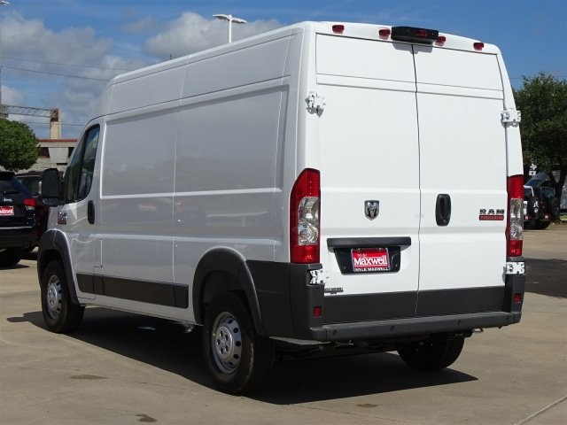2018 ProMaster 2500 High Roof FWD,  Empty Cargo Van #JE154930 - photo 8