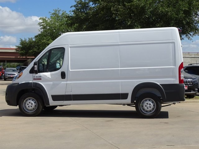 2018 ProMaster 2500 High Roof FWD,  Empty Cargo Van #JE154930 - photo 9