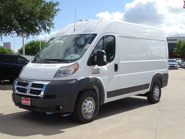 2018 ProMaster 2500 High Roof FWD,  Empty Cargo Van #JE154930 - photo 10