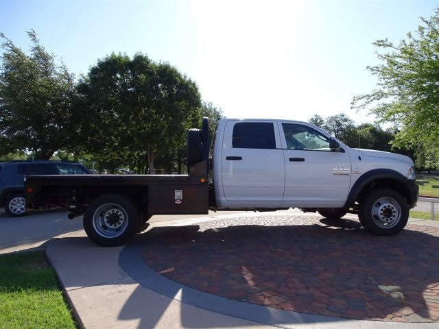 2018 Ram 5500 Crew Cab DRW 4x2,  Norstar Platform Body #JG177901 - photo 3