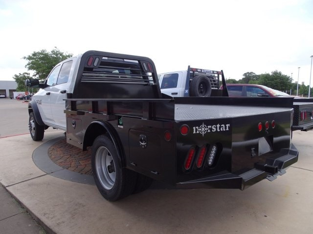 2018 Ram 4500 Crew Cab DRW 4x2,  Norstar Platform Body #JG225070 - photo 6