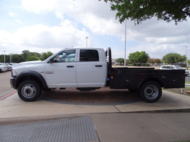 2018 Ram 4500 Crew Cab DRW 4x2,  Norstar Platform Body #JG225070 - photo 7