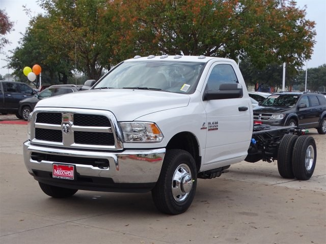 2018 Ram 3500 Regular Cab DRW 4x4,  Cab Chassis #JG363023 - photo 11