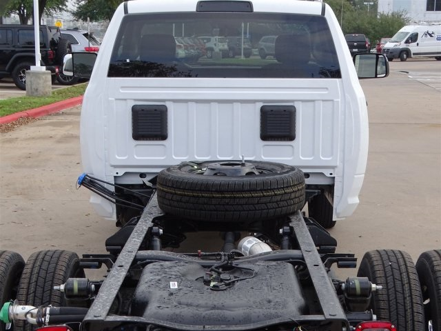 2018 Ram 3500 Regular Cab DRW 4x4,  Cab Chassis #JG363023 - photo 7