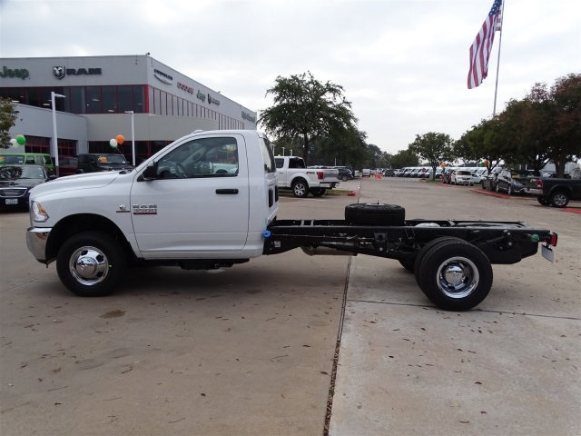 2018 Ram 3500 Regular Cab DRW 4x4,  Cab Chassis #JG363023 - photo 9