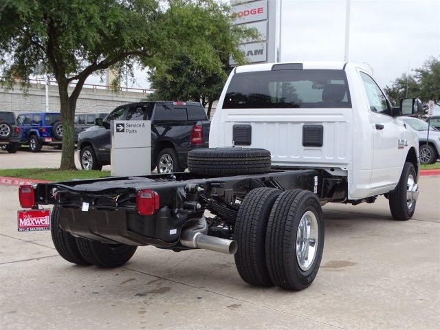 2018 Ram 3500 Regular Cab DRW 4x4,  Cab Chassis #JG363024 - photo 2