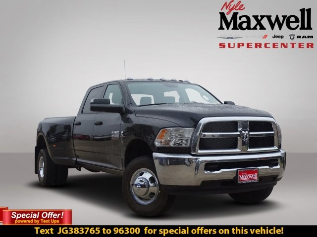 2018 Ram 3500 Crew Cab DRW 4x4,  Pickup #JG383765 - photo 1