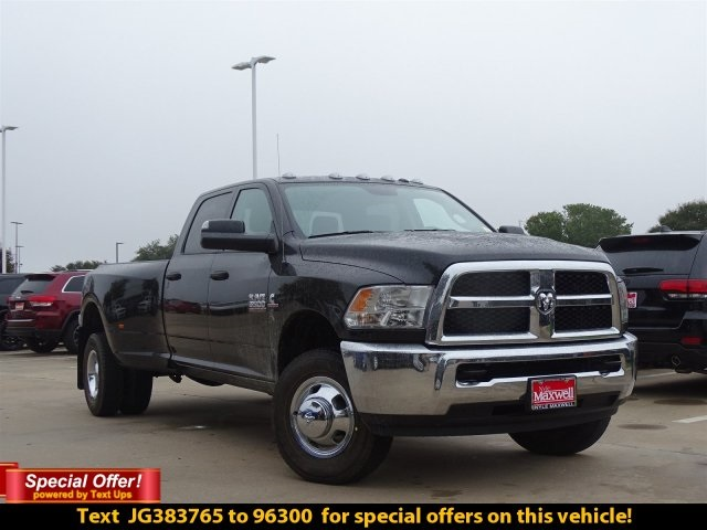 2018 Ram 3500 Crew Cab DRW 4x4,  Pickup #JG383765 - photo 3