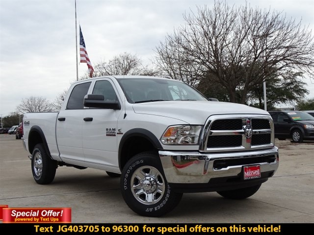 2018 Ram 2500 Crew Cab 4x4,  Pickup #JG403705 - photo 4
