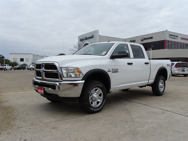 2018 Ram 2500 Crew Cab 4x4,  Pickup #JG403705 - photo 9