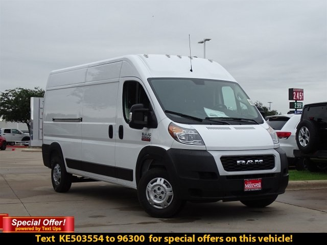2019 ProMaster 2500 High Roof FWD,  Empty Cargo Van #KE503554 - photo 4