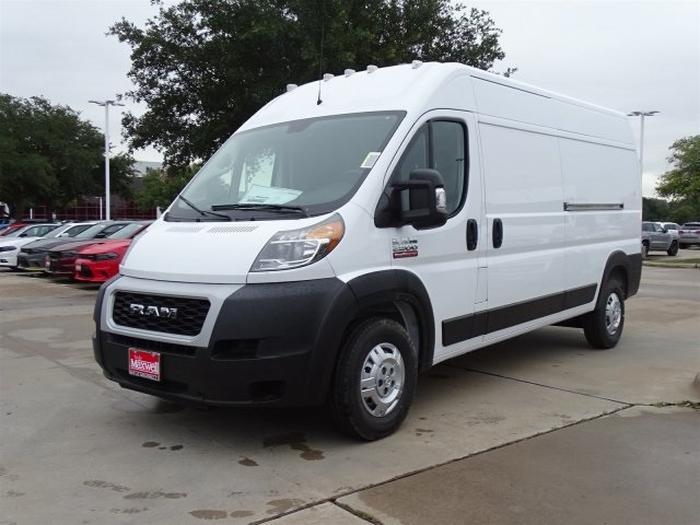 2019 ProMaster 2500 High Roof FWD,  Empty Cargo Van #KE503554 - photo 11
