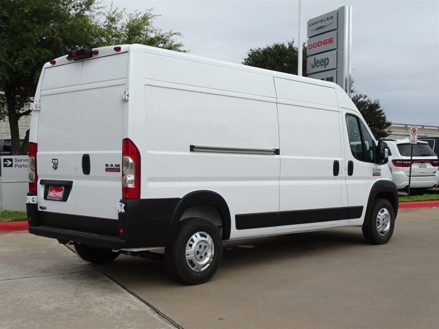 2019 ProMaster 2500 High Roof FWD,  Empty Cargo Van #KE503555 - photo 7