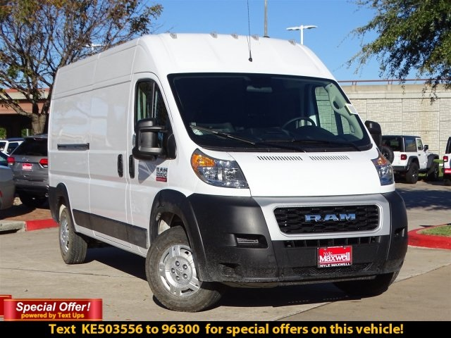 2019 ProMaster 2500 High Roof FWD,  Empty Cargo Van #KE503556 - photo 4