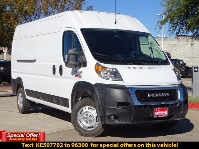 2019 ProMaster 2500 High Roof FWD,  Empty Cargo Van #KE507702 - photo 4