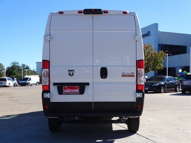 2019 ProMaster 2500 High Roof FWD,  Empty Cargo Van #KE507702 - photo 3