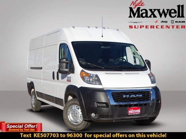 2019 ProMaster 2500 High Roof FWD,  Empty Cargo Van #KE507703 - photo 1