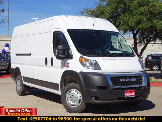 2019 ProMaster 2500 High Roof FWD,  Empty Cargo Van #KE507704 - photo 4