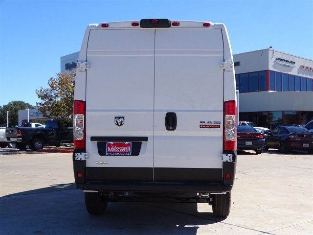 2019 ProMaster 2500 High Roof FWD,  Empty Cargo Van #KE507704 - photo 3