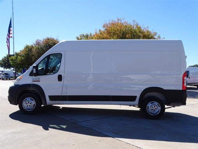 2019 ProMaster 2500 High Roof FWD,  Empty Cargo Van #KE507704 - photo 9