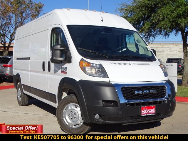 2019 ProMaster 2500 High Roof FWD,  Empty Cargo Van #KE507705 - photo 4